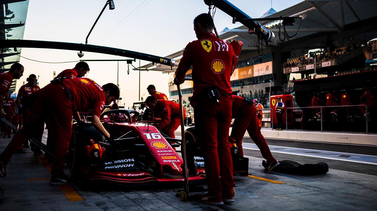 燃油申報與實際不符Ferrari遭罰款