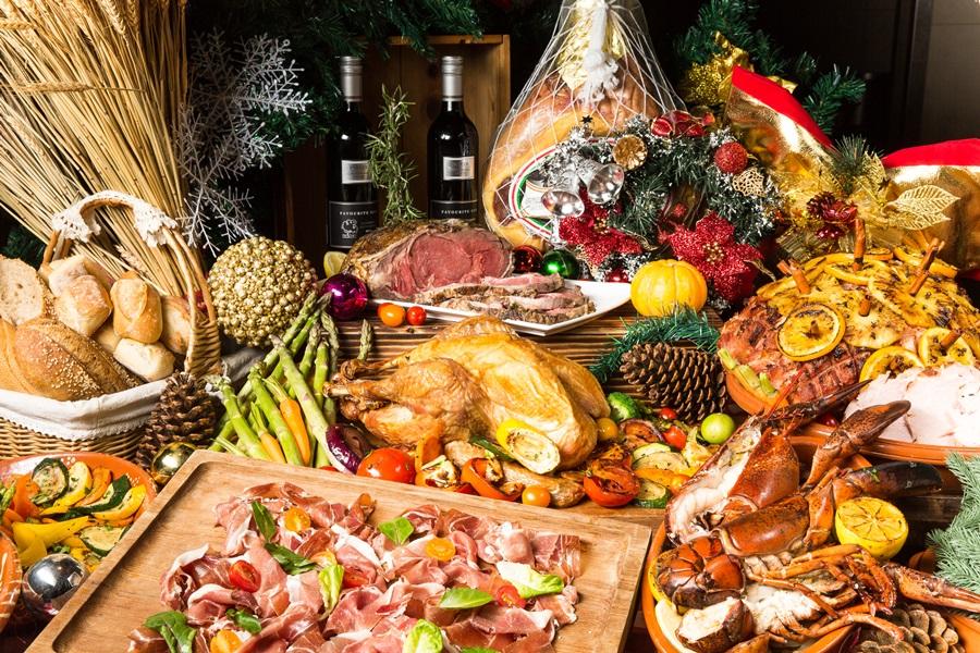 節慶佳餚選擇。圖片提供/澳門金沙度假區