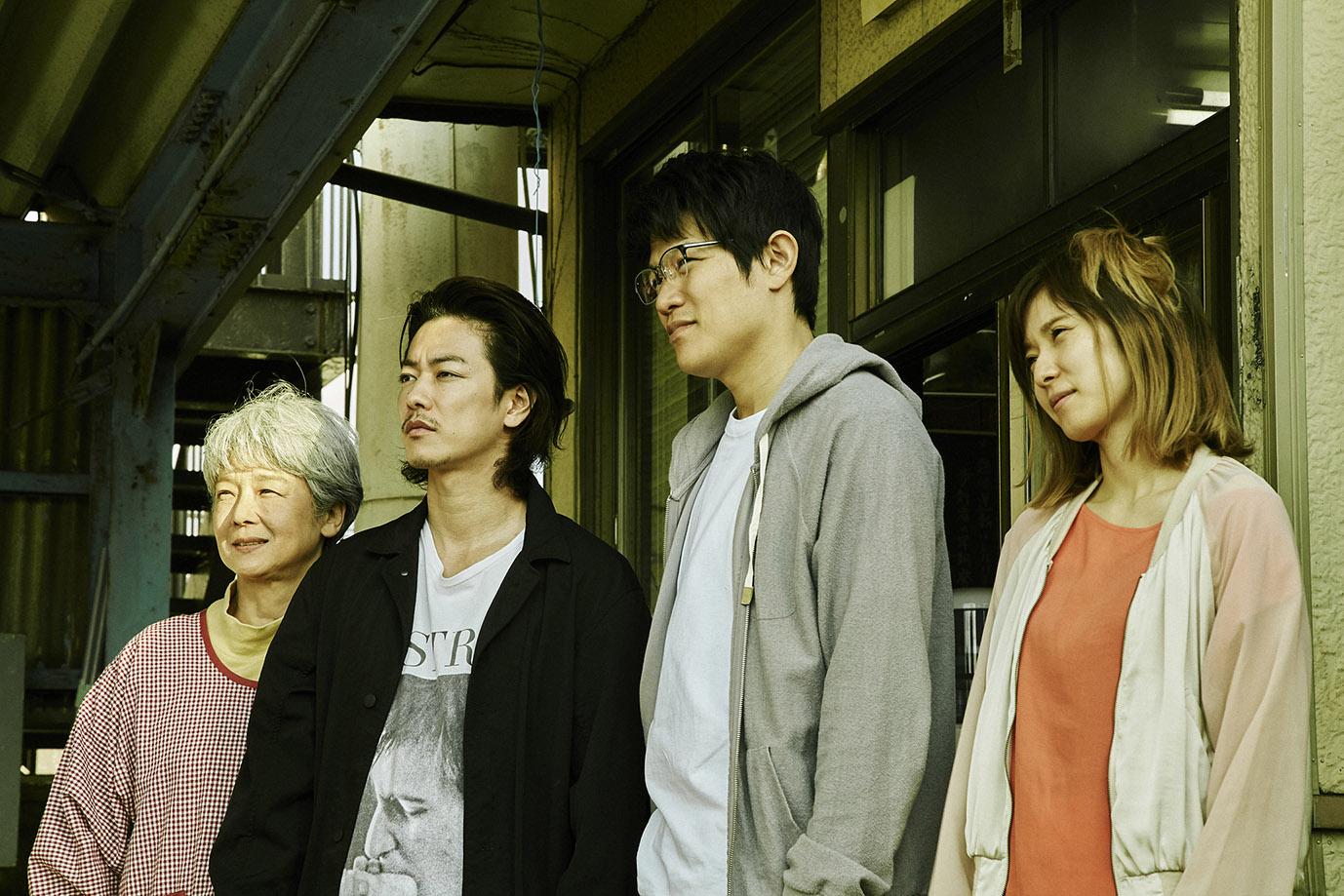 亞洲的資深女星田中裕子,與人氣演員佐藤健、鈴木亮平、松岡茉優共同演出