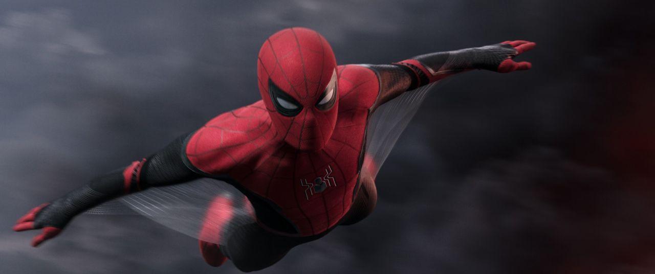 好萊塢強檔電影《蜘蛛人:離家日》,將於農曆春節 1 月 24 日(五)晚間 9 點於 AXN 67 台獨家首播