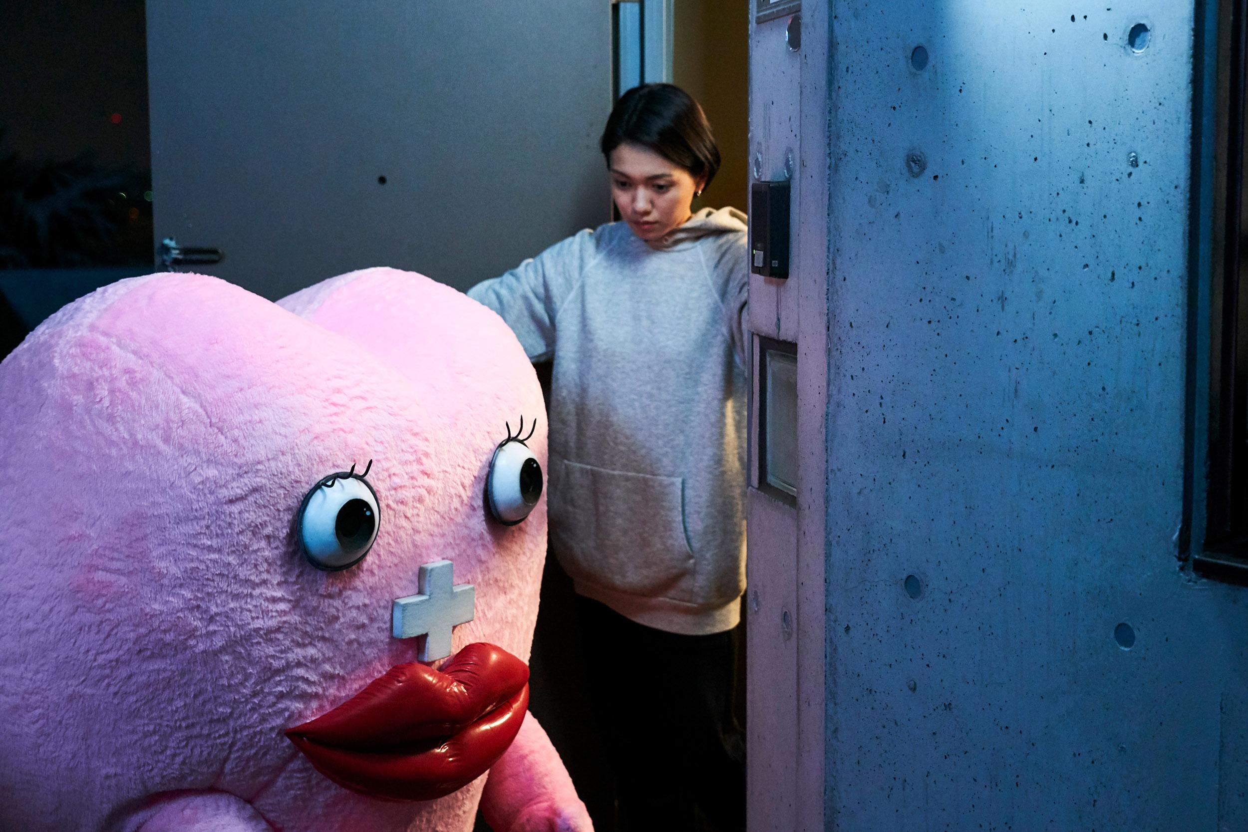 導演及二階堂富美、伊藤沙莉向台灣影迷催票 月經是女人的好閨蜜