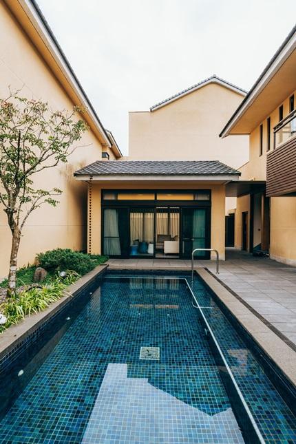 超值享受的獨棟VILLA泳池別墅。攝影/Ray