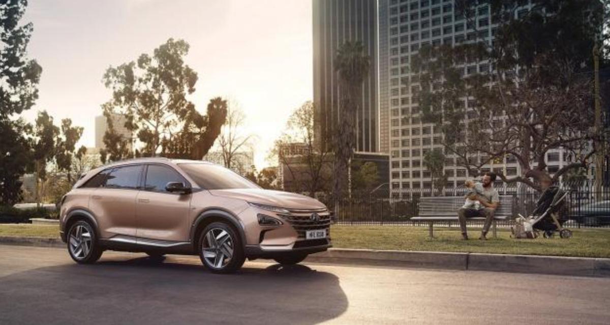 韓國汽車產業協會(KAMA)透露,Hyundai 集團今年氫燃料車的銷售將超越 Toyota 登頂全球第一。