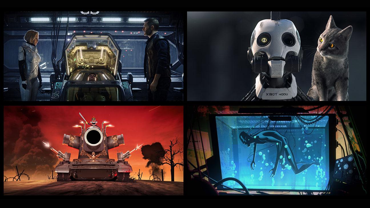 《愛x死x機器人》(Love, Death & Robots)