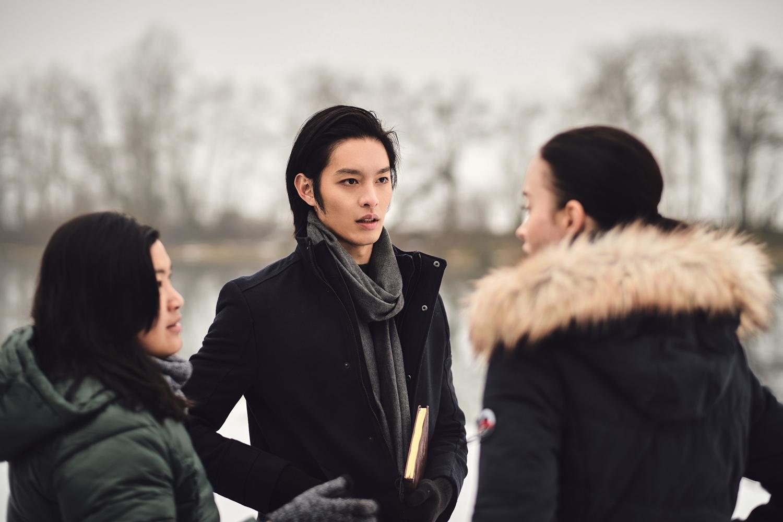 《湖深之處》集合歐洲演員和台灣實力派女星許瑋甯與曹佑寧參與的演出