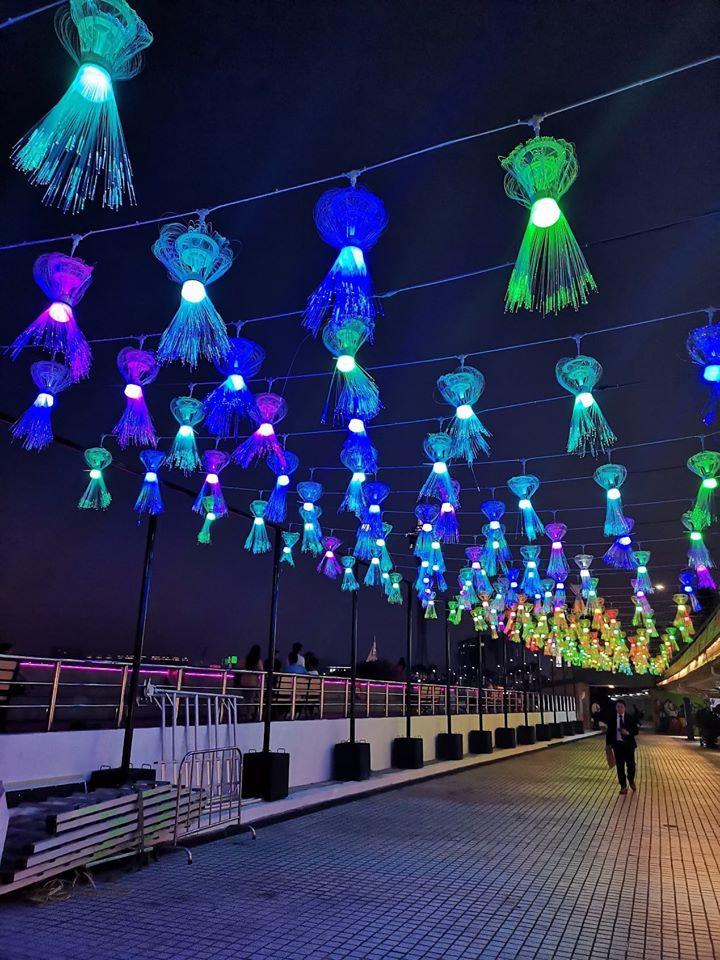 (圖片來源:2019澳門光影節 Macao Light Festival FB)