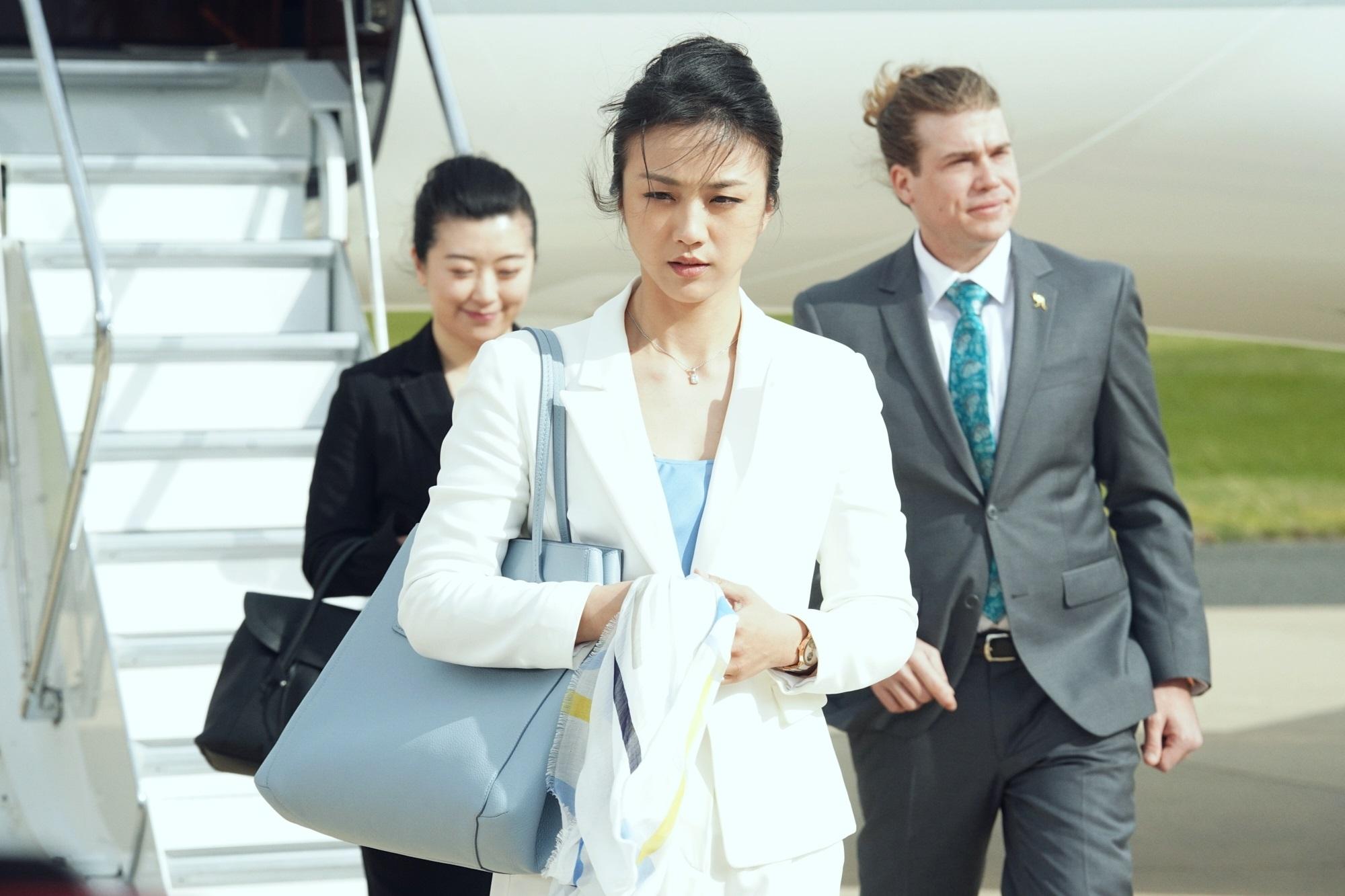 懸疑動作強片《吹哨人》女神湯唯三度合作《北京遇上西雅圖》導演薛曉路