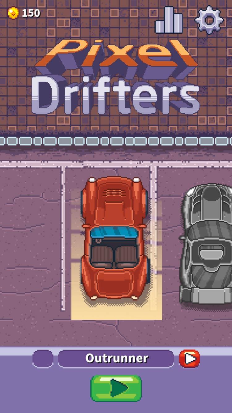 Pixel Drifters