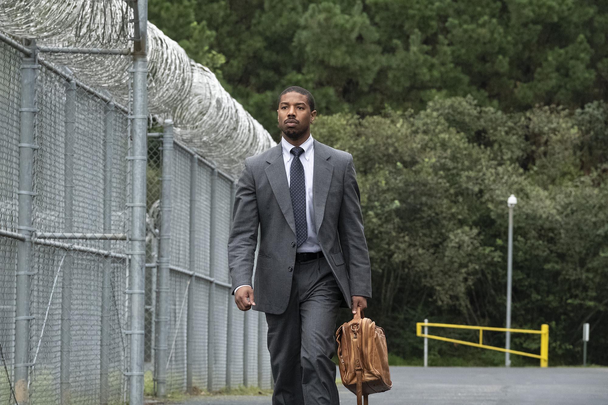 被譽為美版曼德拉、為弱勢而戰的人權律師布萊恩史蒂文森