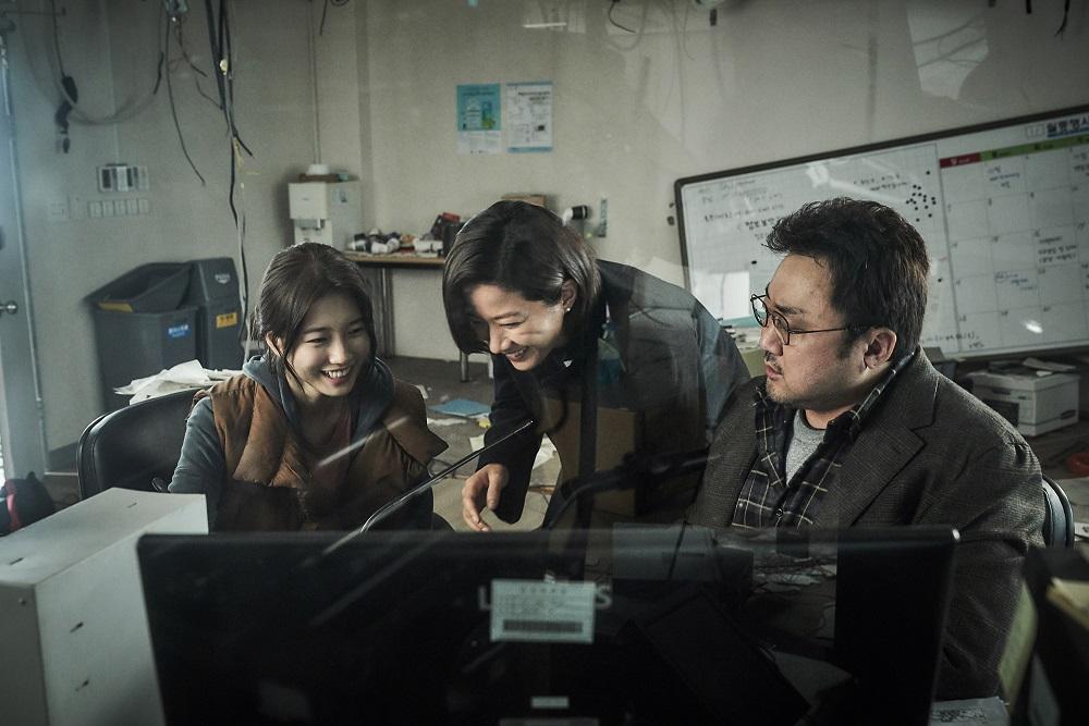 超越《寄生上流》!《白頭山》為今年韓片在台開票最高票房電影