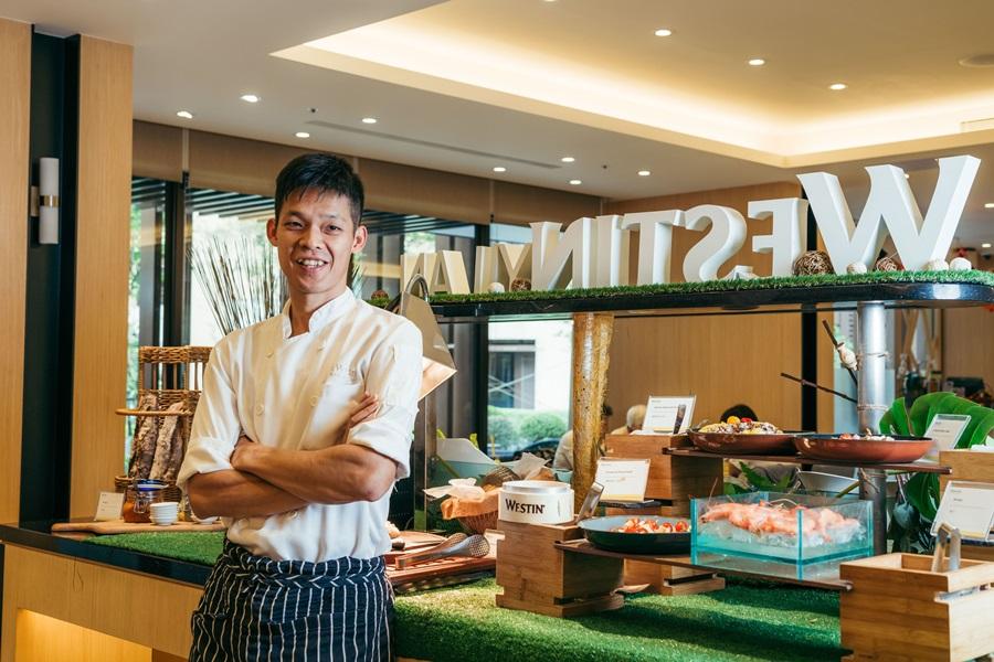 知味西餐廳的陳維慶主廚。攝影/Ray