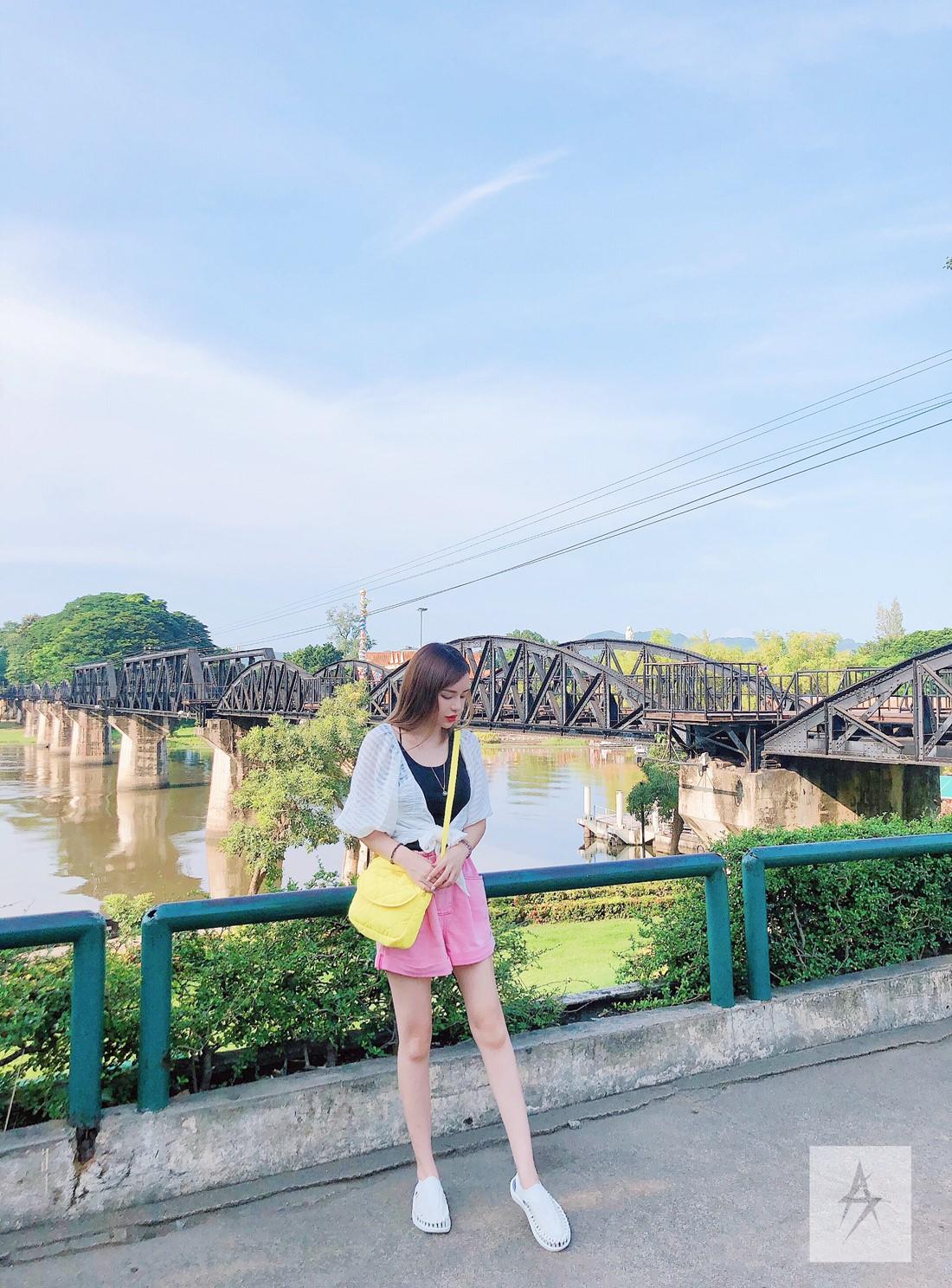 ▲雖然行程都是由旅行社安排,但陳斯亞覺得整趟旅行都非常舒服。