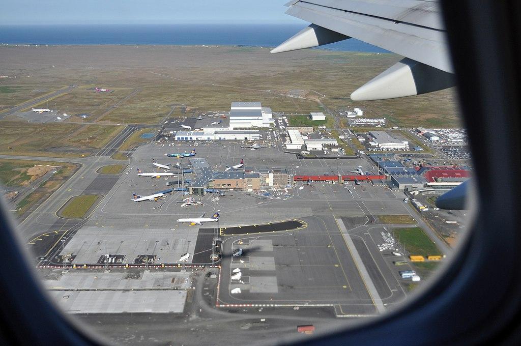 凱夫拉維克機場 (Photo by ERIC SALARD from PARIS, FRANCE, License: CC BY-SA 2.0, 圖片來源www.flickr.com/photos/airlines470/36174420211)