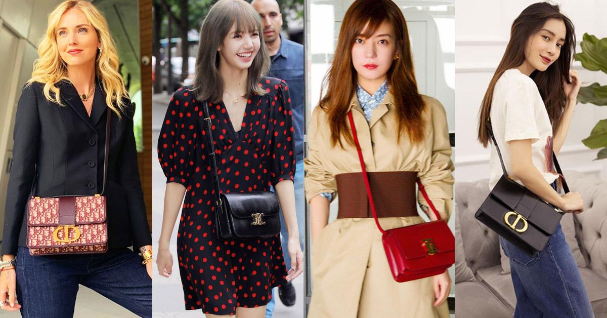 充滿復古風的「方包」,近幾年成為各大名牌包包的設計趨勢