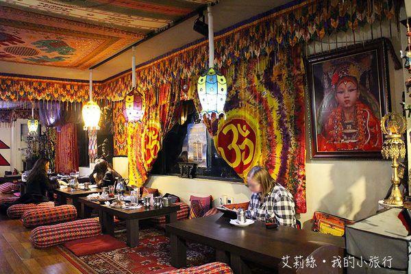 YETI・星光熠熠的印度料理餐廳