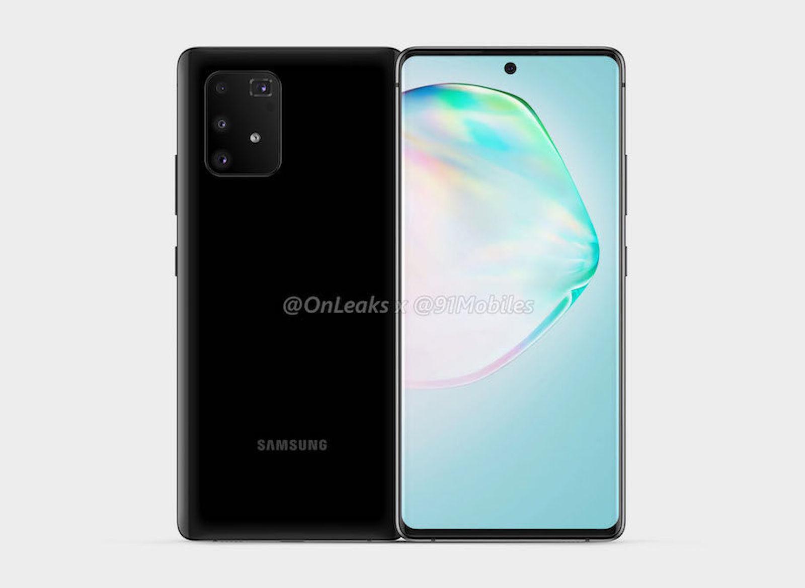 Galaxy S10 Lite Note10 Lite