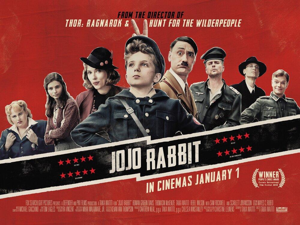 《兔嘲男孩》電影劇照