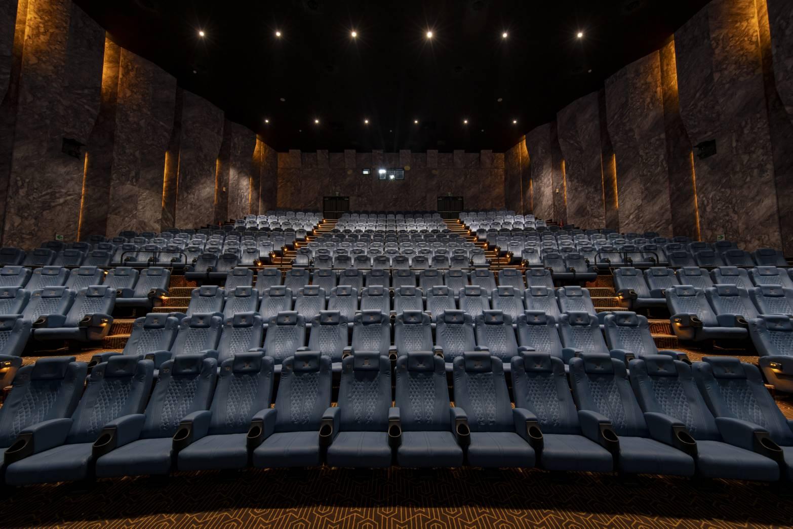 巨幕廳座椅