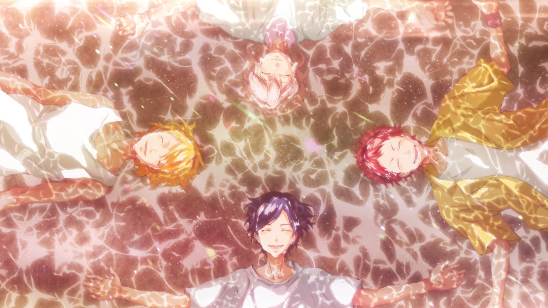 知名編劇岡田磨里操刀,以「桃花男甲子園」這般出人意表的設定,將男高中生的成長與糾葛,細膩描繪成一齣讓人心癢難耐的詼諧青春校園喜劇