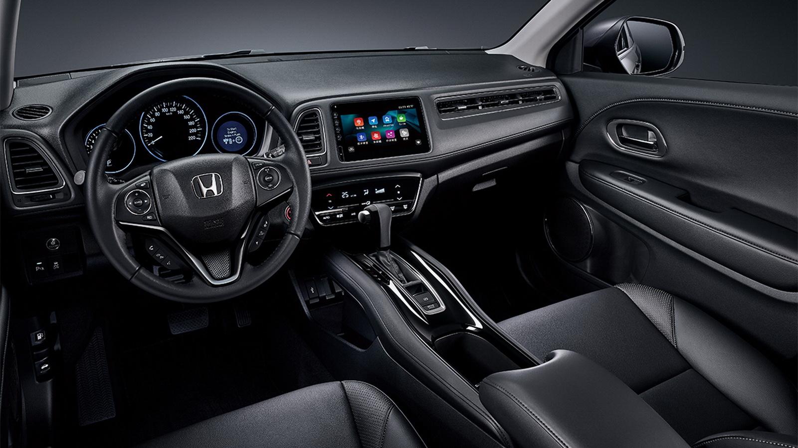 圖/2019 Honda HR-V(NEW) 1.8 S超越同級「空間舒適性」為目標,能實現跨級距超大空間,打造出媲美高級房車的乘坐品質。