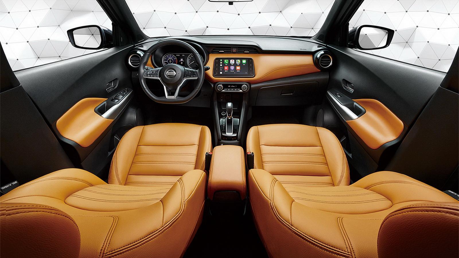 圖/2020 Nissan Kicks 1.5智行旗艦版搭載Nissan智行車聯系統,透過行動裝置就能隨時掌握愛車狀態。