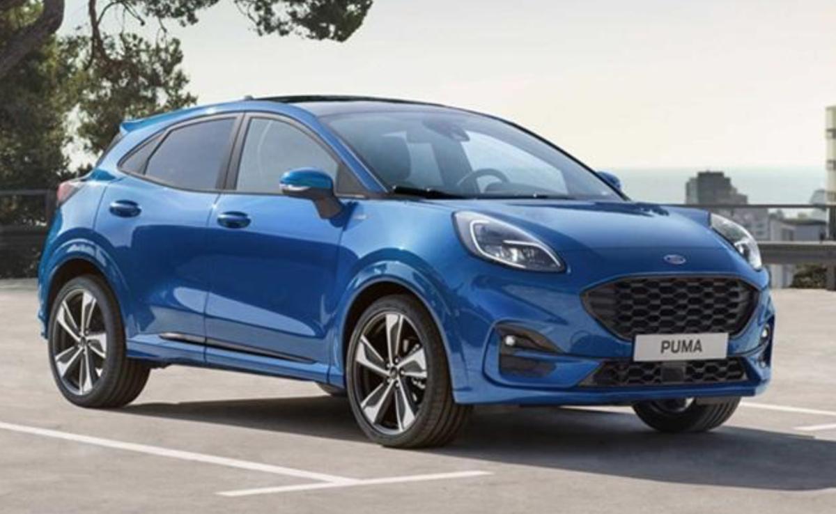 Ford Puma 的誕生為市場帶來更多選擇。