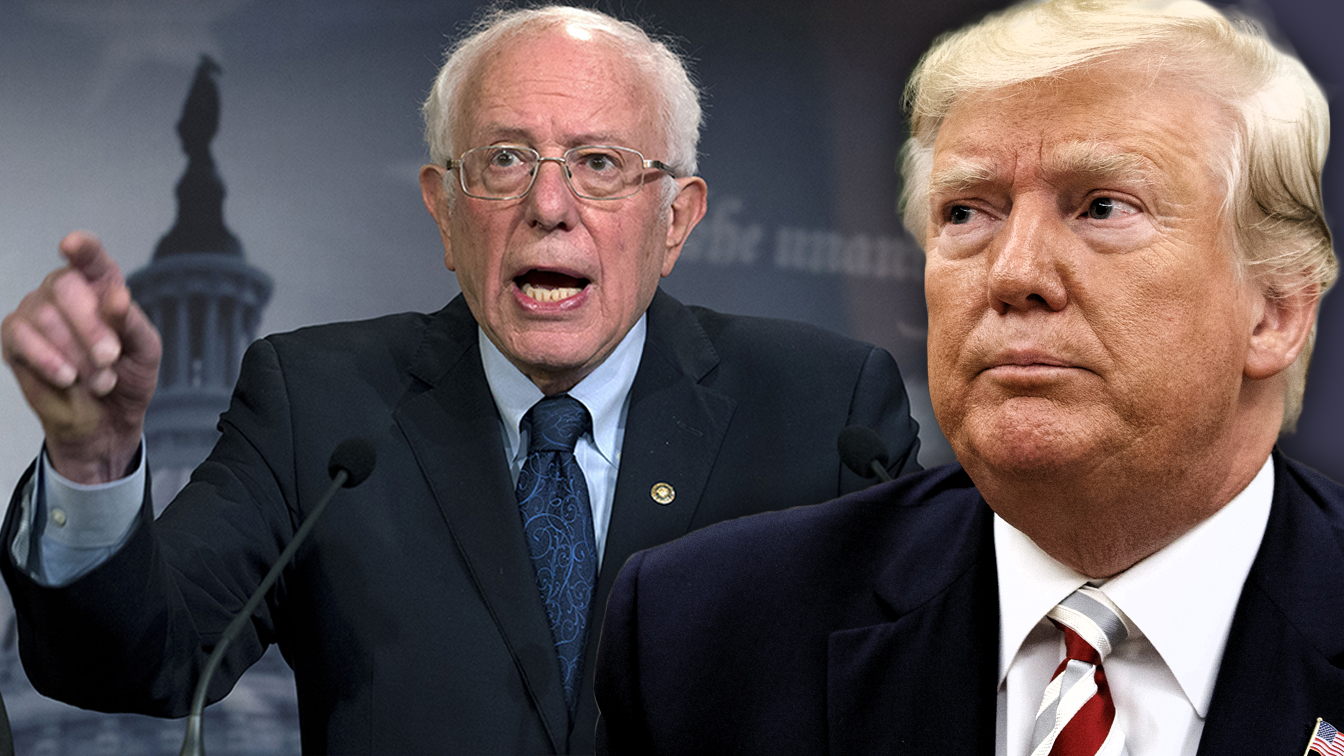 Bernie Sanders in Trumps crosshairs in wake of Iran crisis
