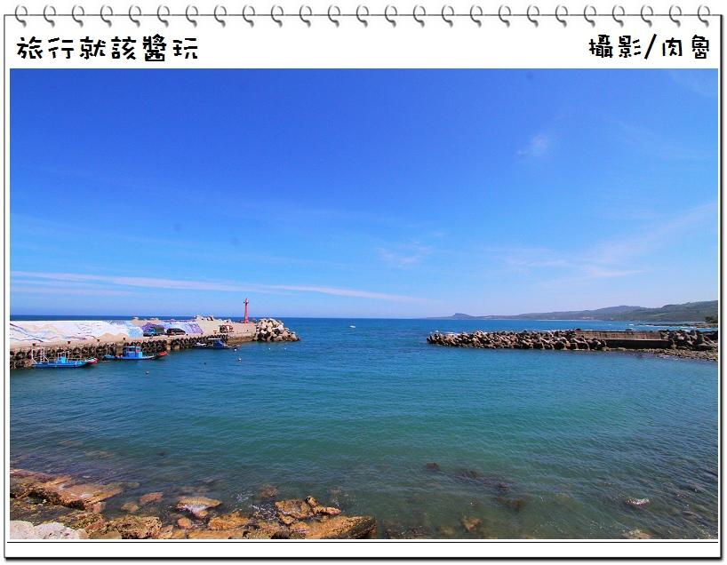 台東景點|新蘭漁港