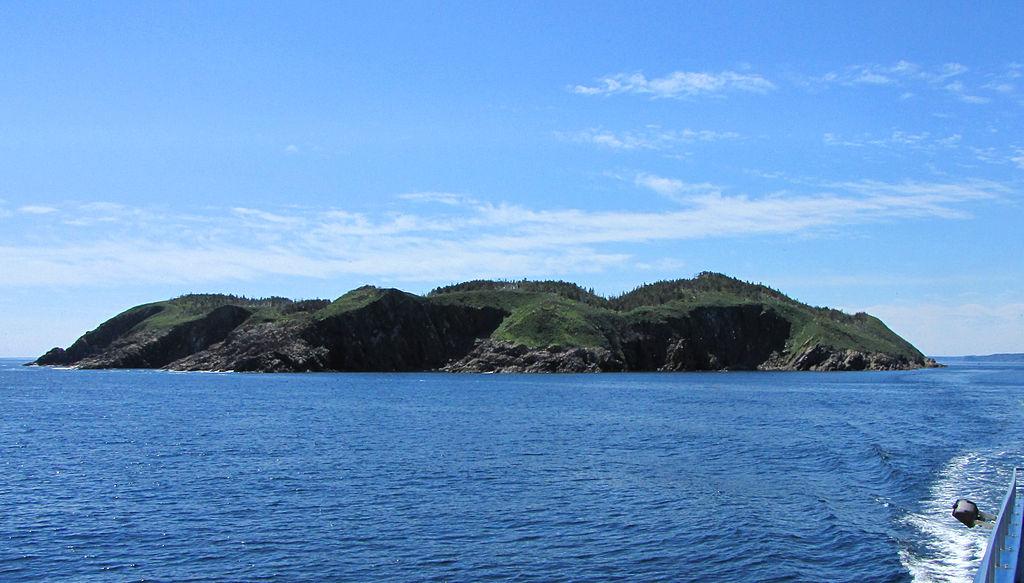 海鷗島 (Photo by D. Gordon E. Robertson, License: CC BY-SA 3.0, Wikimedia Commons提供)