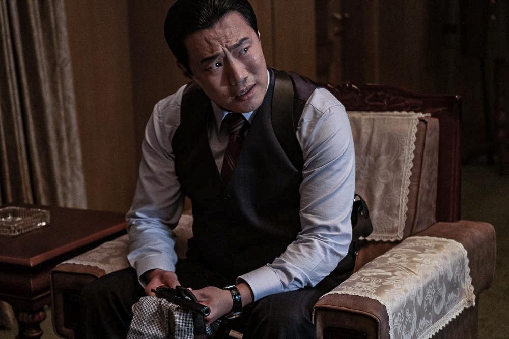 李熙峻飾演警衛室室長 劇中與李秉憲勢不兩立