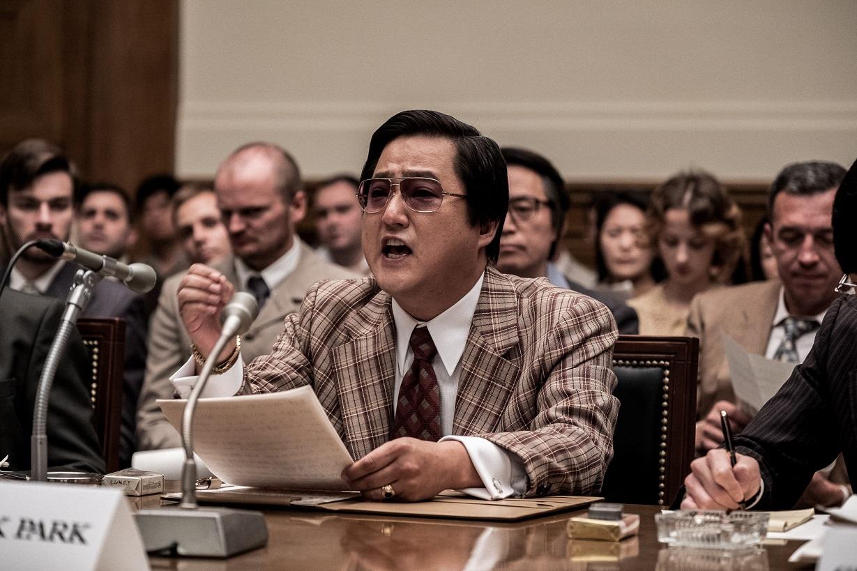 郭到元劇中飾演前中央情報部部長 在美國揭露朴總統的獨裁政權