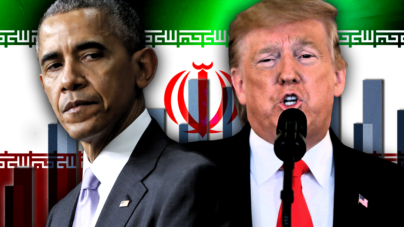 New Yahoo News/YouGov poll shows Americans view Obama as more effective than Trump on Iran