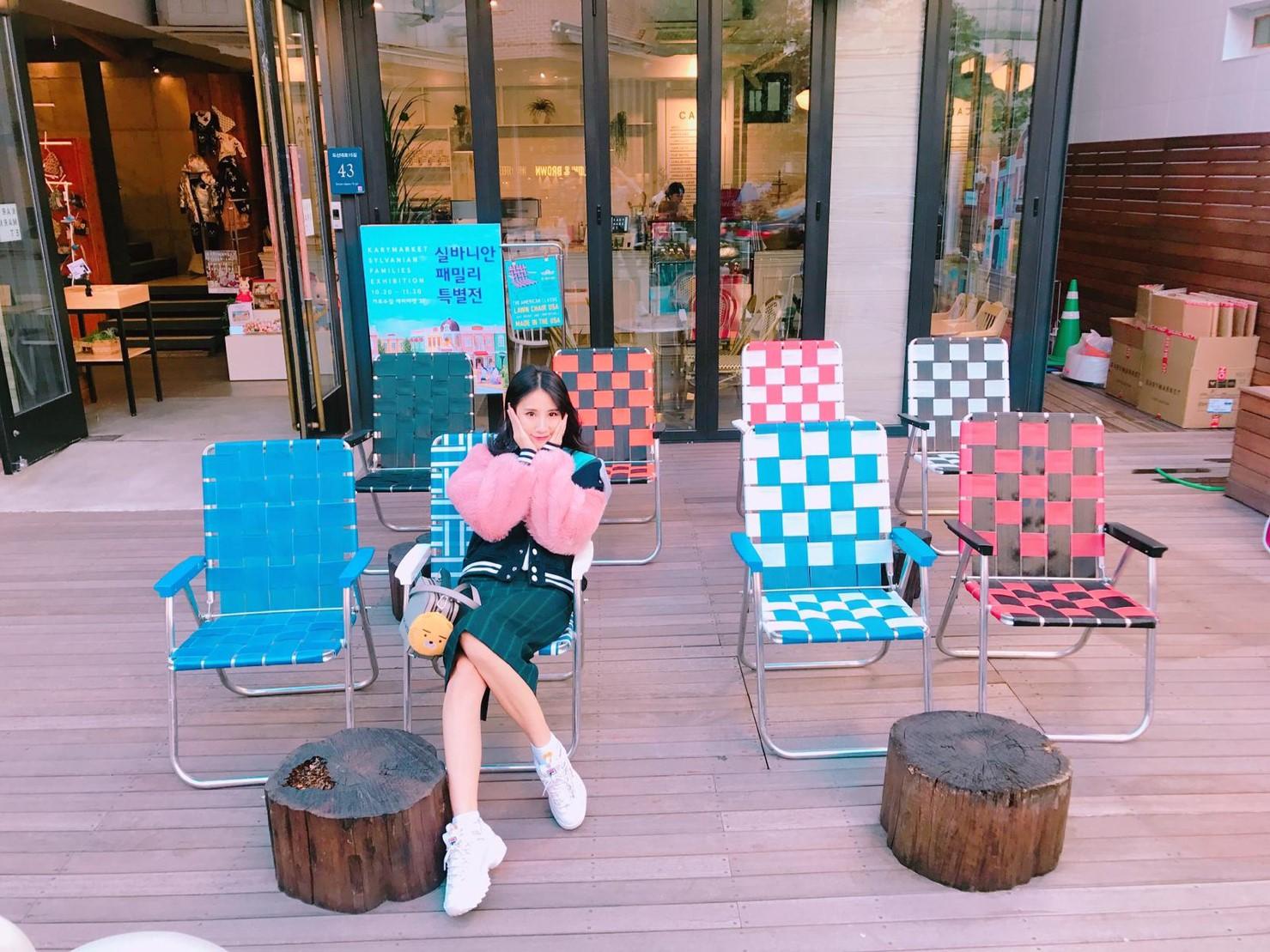 ▲原本就常去韓國旅遊的瑤瑤,因為與韓籍男友交往後,更常飛去韓國。
