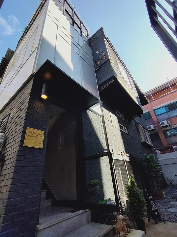 弘大 BAROATO 1號店