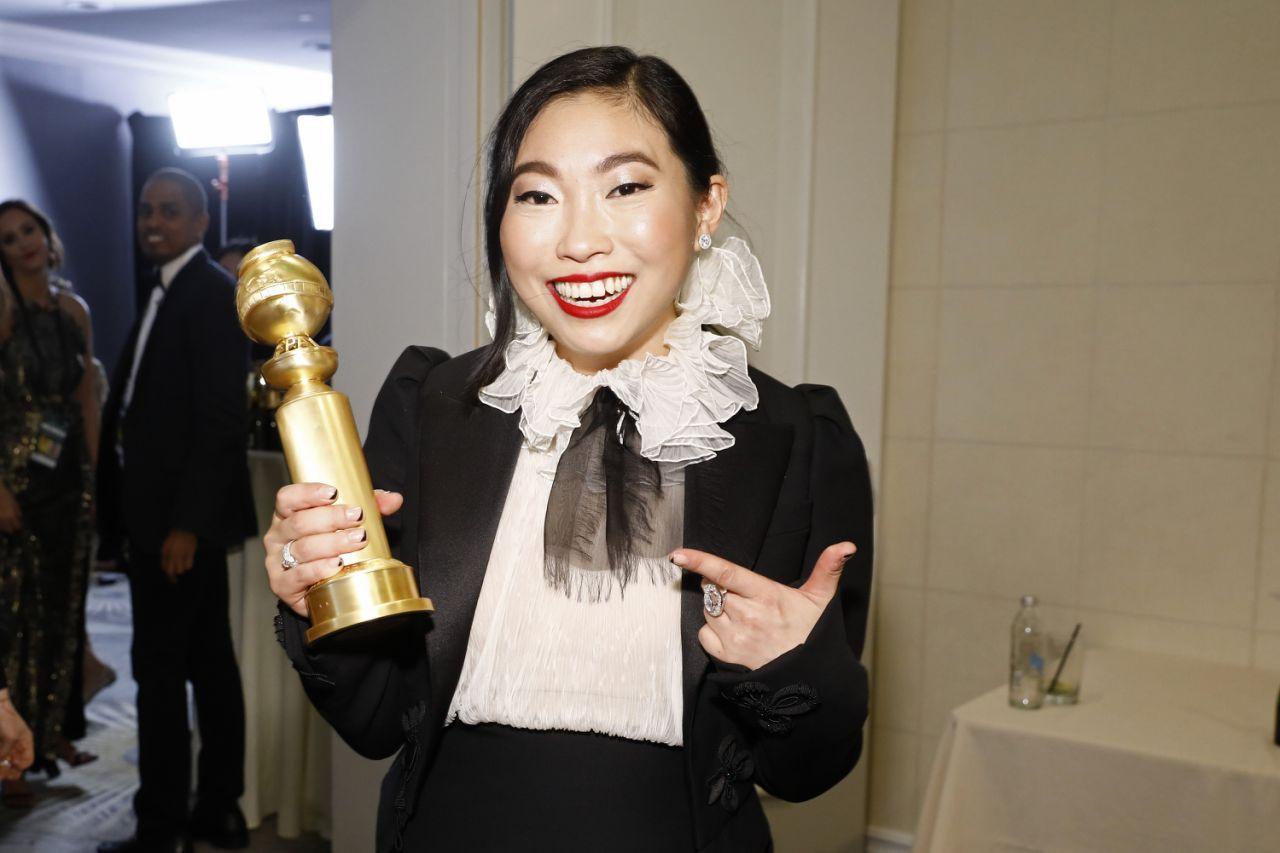 金球獎(圖源Yahoo News)