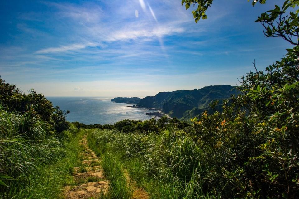 台灣健行、登山不愁無處可去,不想人擠人,也有許多值得一訪的秘境步道。圖/東北角暨宜蘭海岸國家風景區