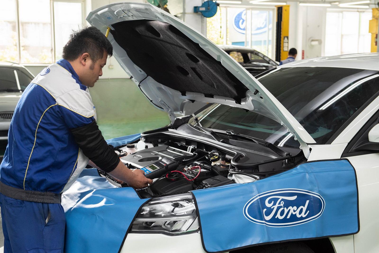 圖/Ford。