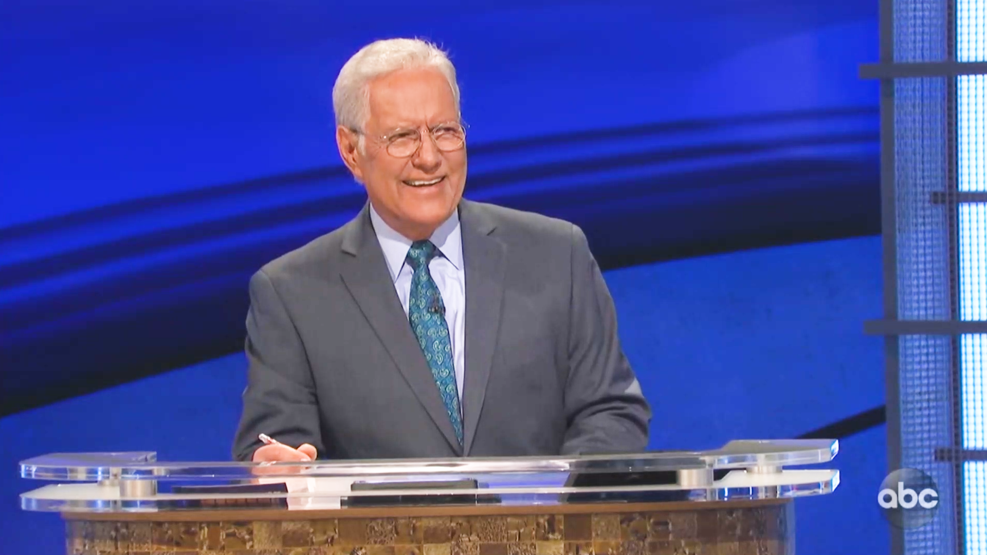 Alex Trebek gets Ok Boomered by Ken Jennings during rowdy Jeopardy!