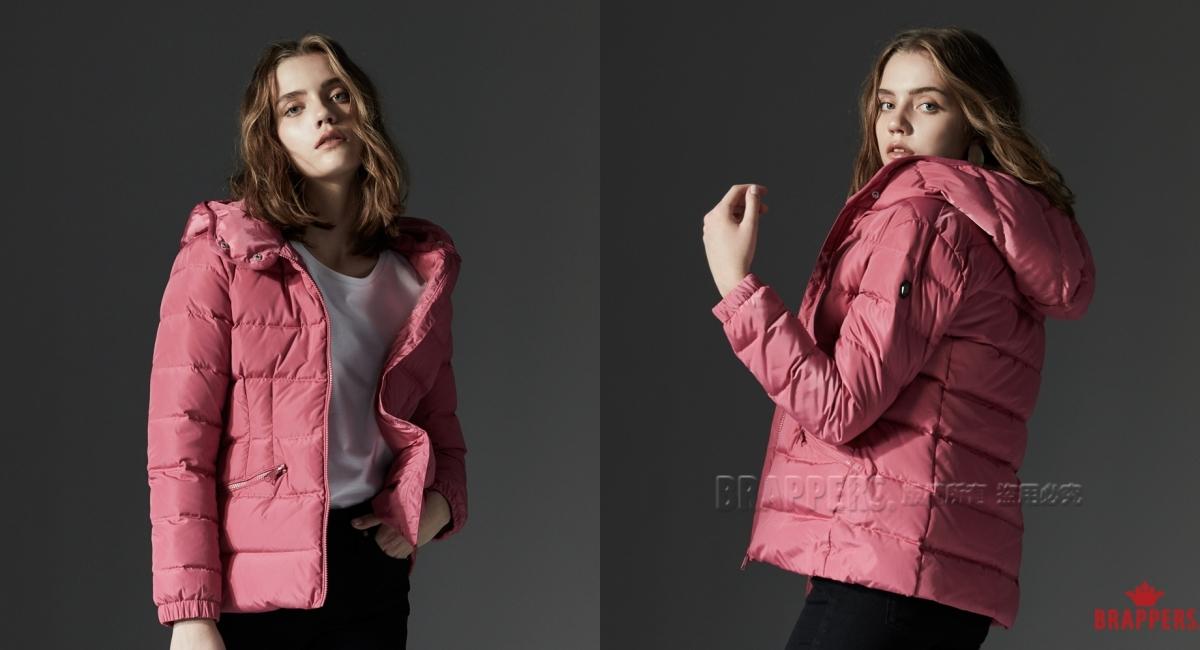 以時尚的粉色詮釋出大氣感,任何人都能輕鬆駕馭。