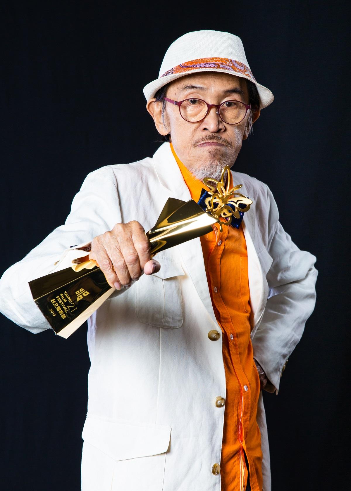 2019台北電影獎最佳男主角獎《老大人》小戽斗
