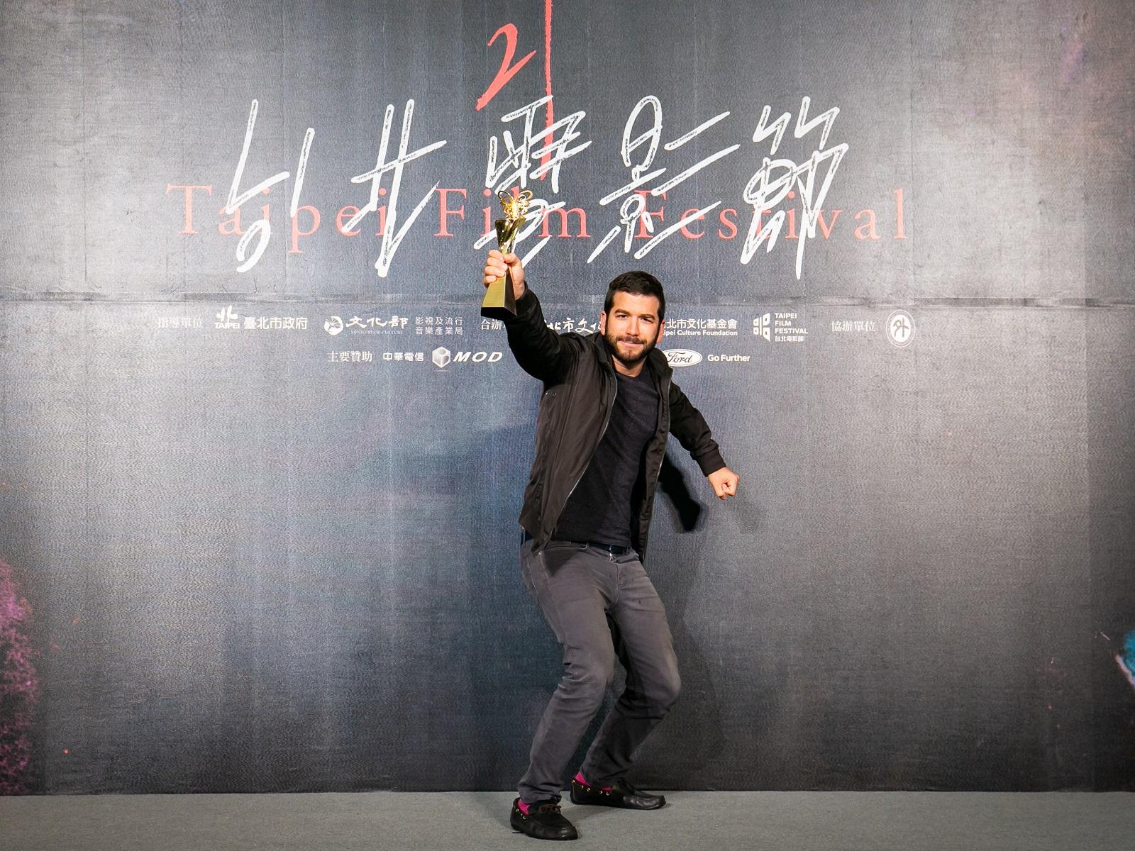 2019國際新導演競賽最佳影片《蘿莉破壞王》(System Crasher)攝影師尤諾斯‧羅伊‧印瑪(Yunus Roy Imer)