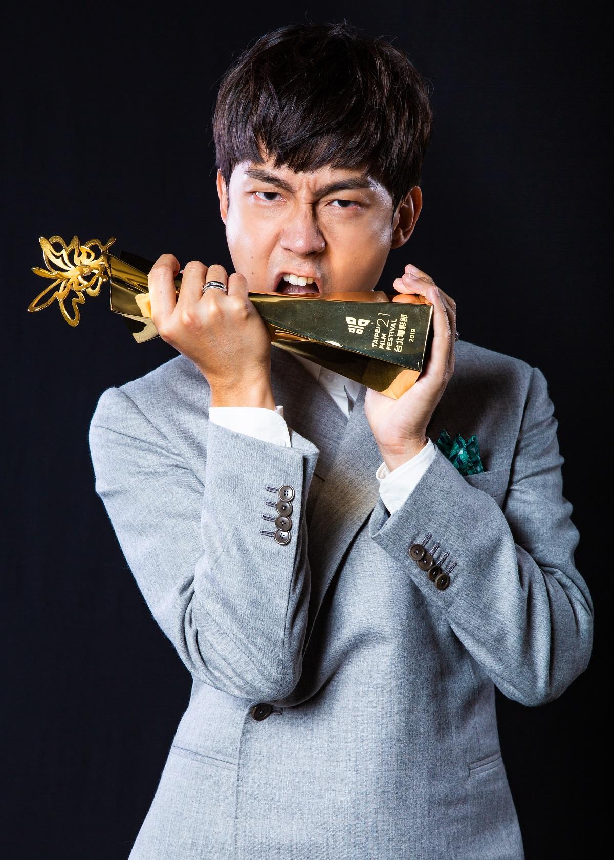 2019台北電影獎最佳男配角獎《切小金家的旅館》林鶴軒
