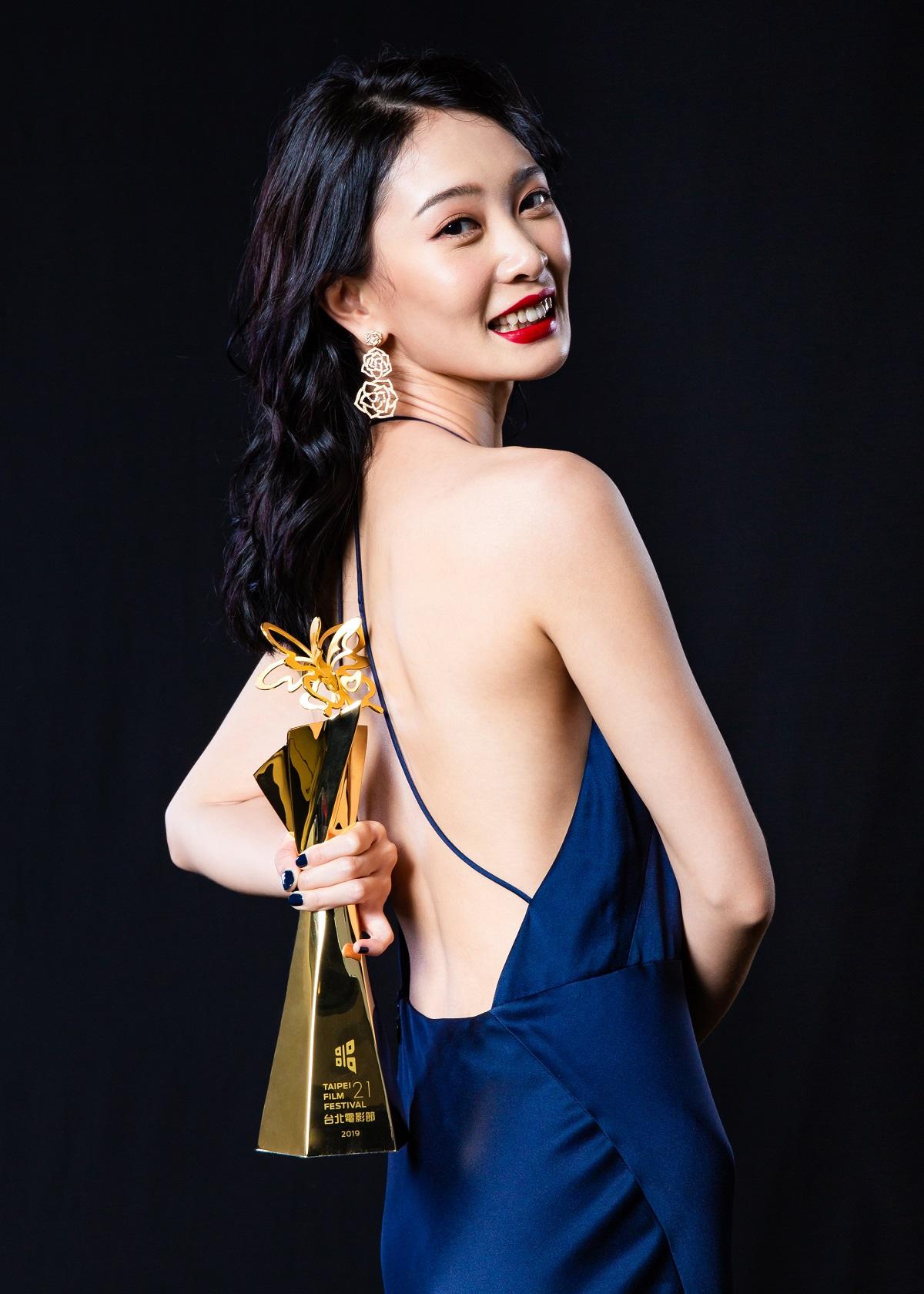 2019台北電影獎最佳女主角獎《野雀之詩》李亦捷