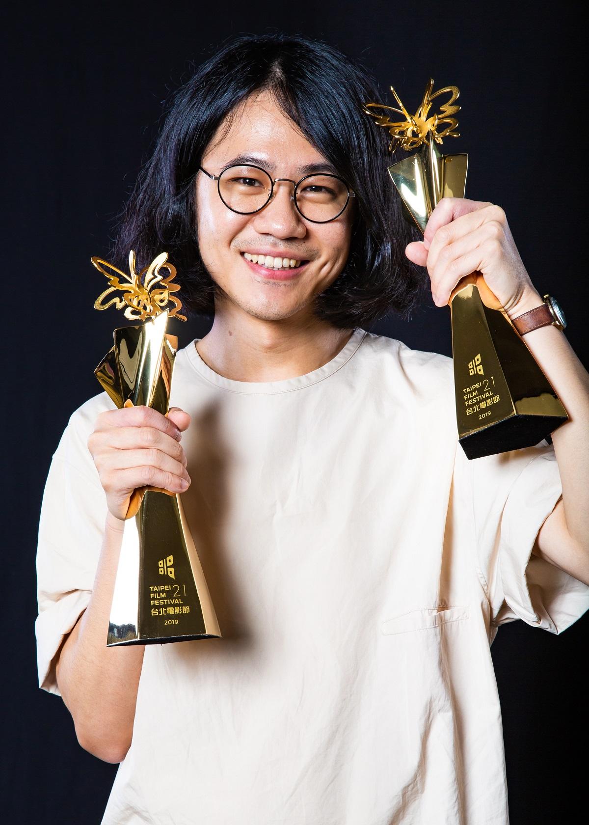 2019台北電影獎百萬首獎、最佳短片《去年火車經過的時候》導演黃邦銓