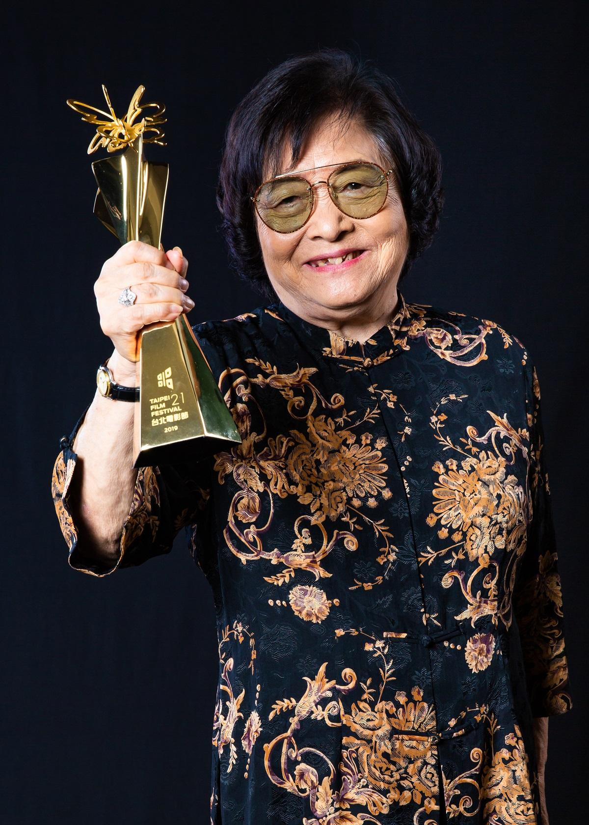 2019台北電影獎最佳女主角獎《帶媽媽出去玩》劉引商