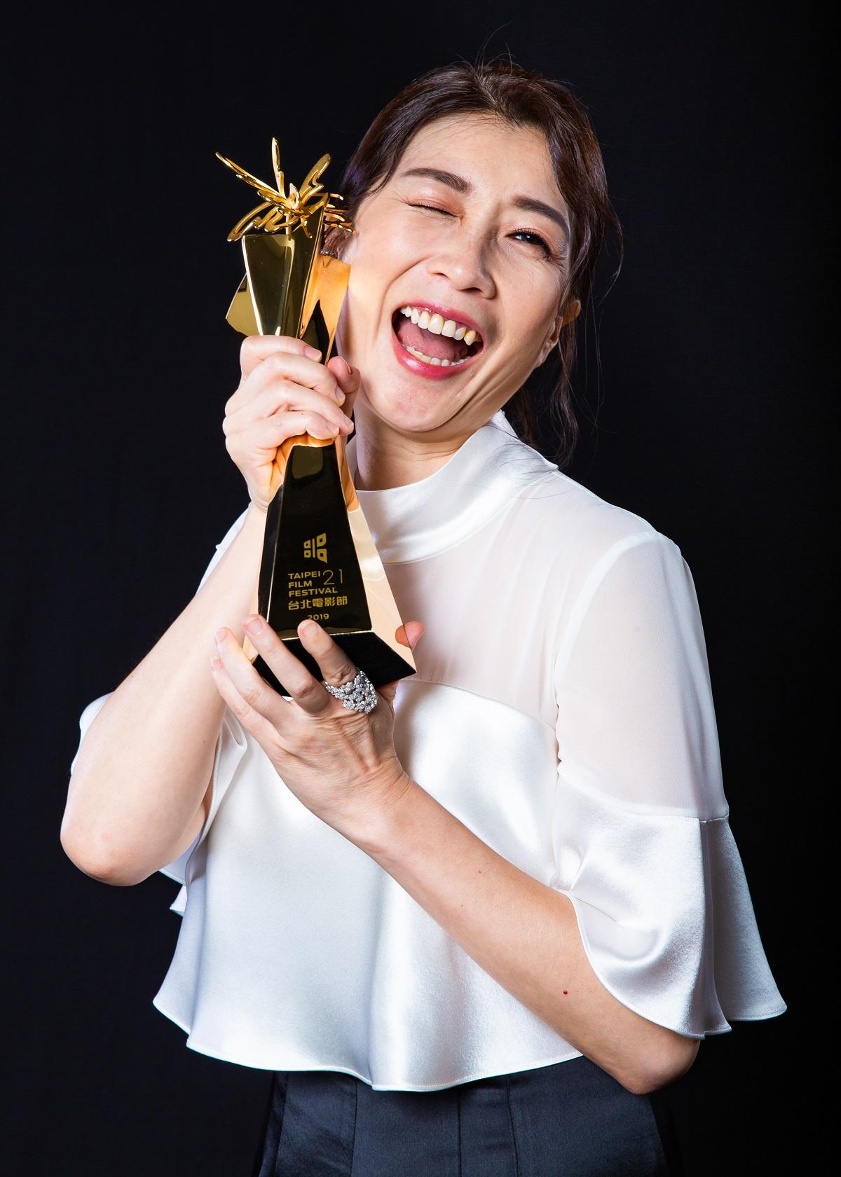 2019台北電影獎最佳女配角獎《老大人》黃嘉千