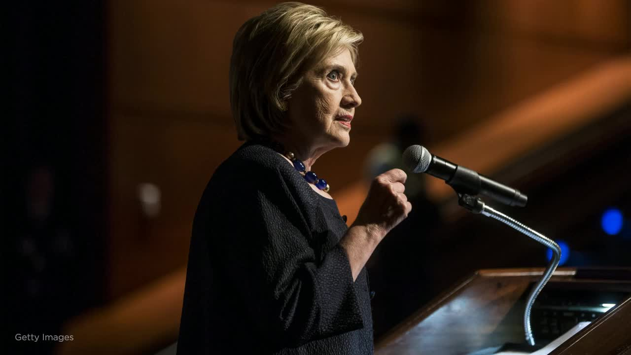 Hillary Clinton appointed the new chancellor of Queens University Belfast