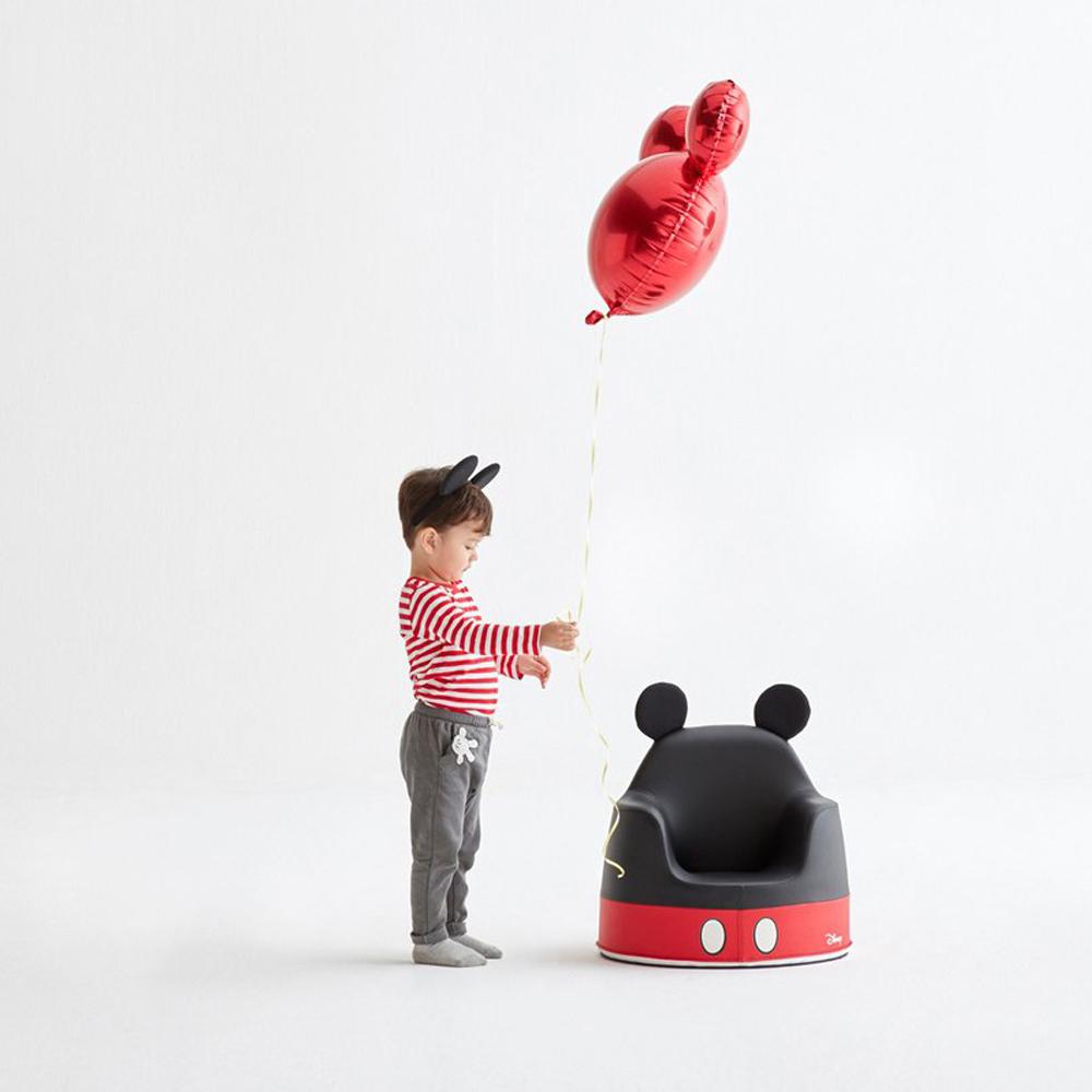 ▲ 如此可愛的米奇造型沙發,即使沒小孩也想收藏!(圖片來源:Yahoo購物中心)