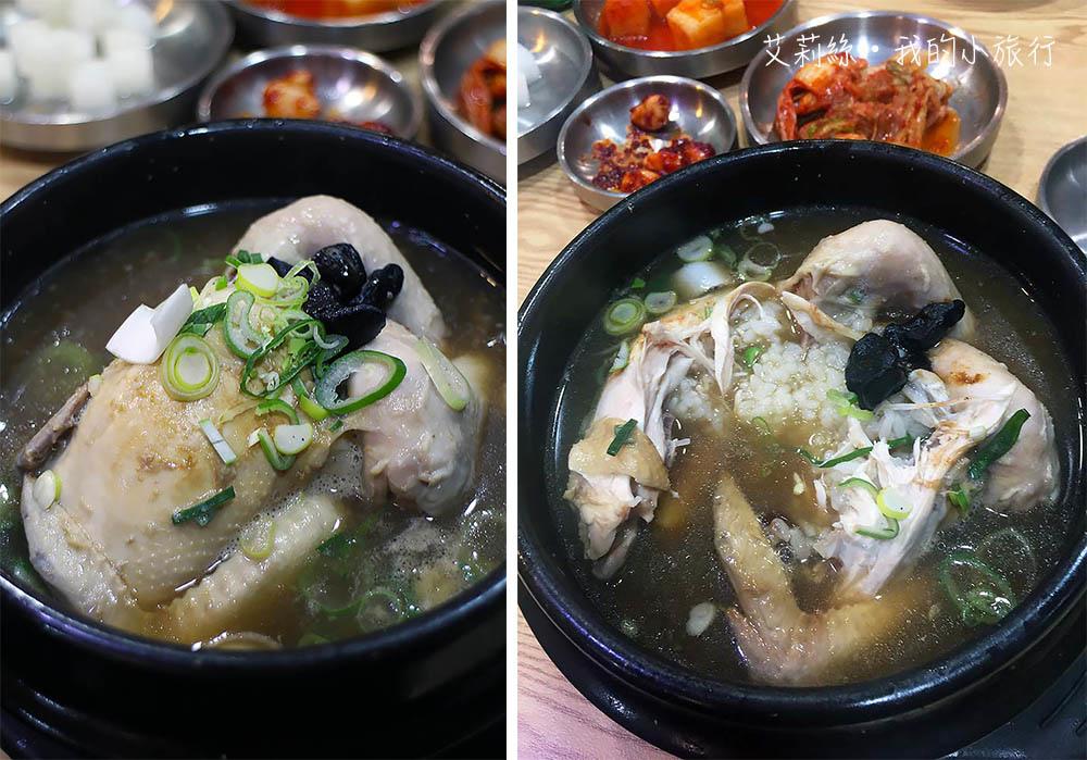 百年土種蔘雞湯