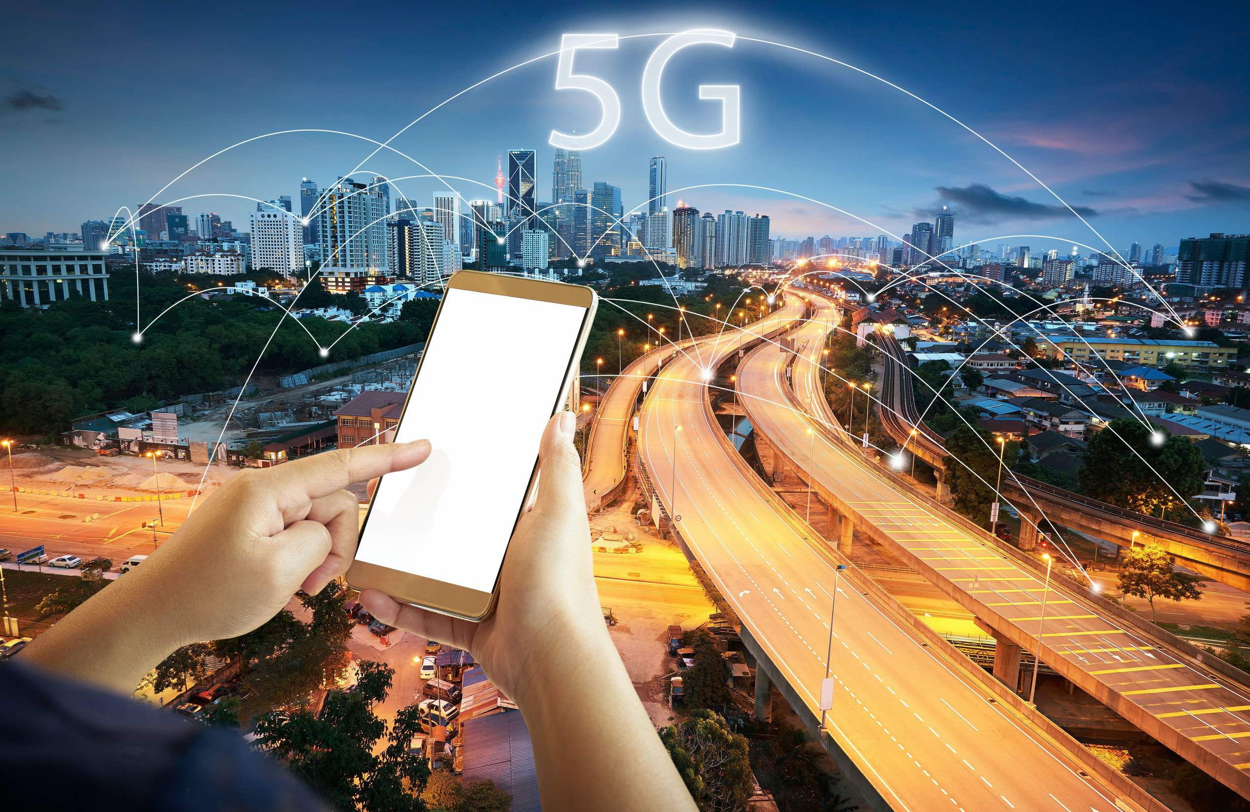 5G商機引爆4大科技投資機會